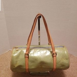 Louis Vuitton Patent Leather Cylindrical